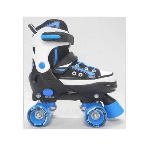 skates kids - Move Streety blauw