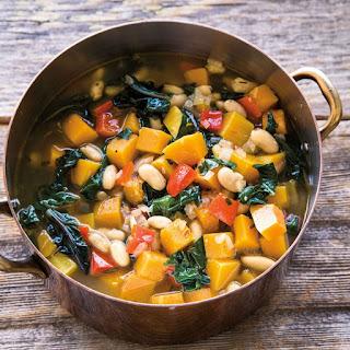 Fall Vegetable Soup.