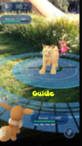 Guide For Pokemon Go Newbie