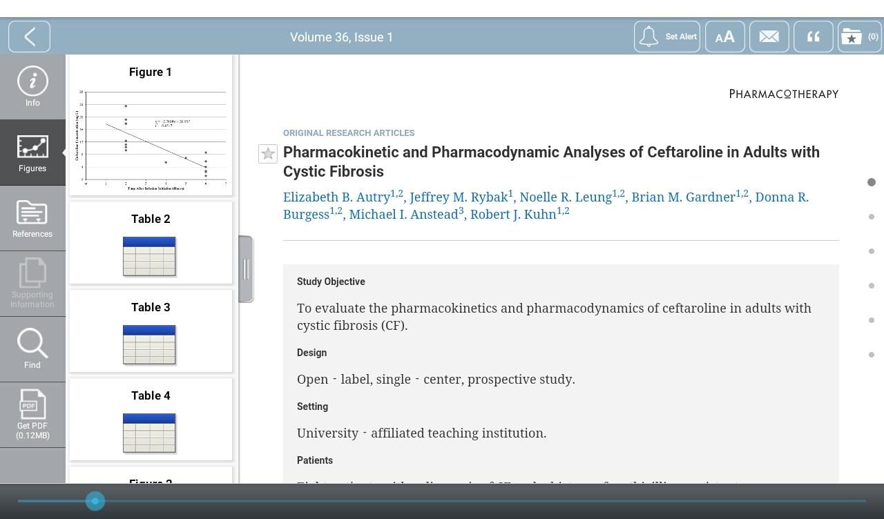 Pharmacotherapy- screenshot