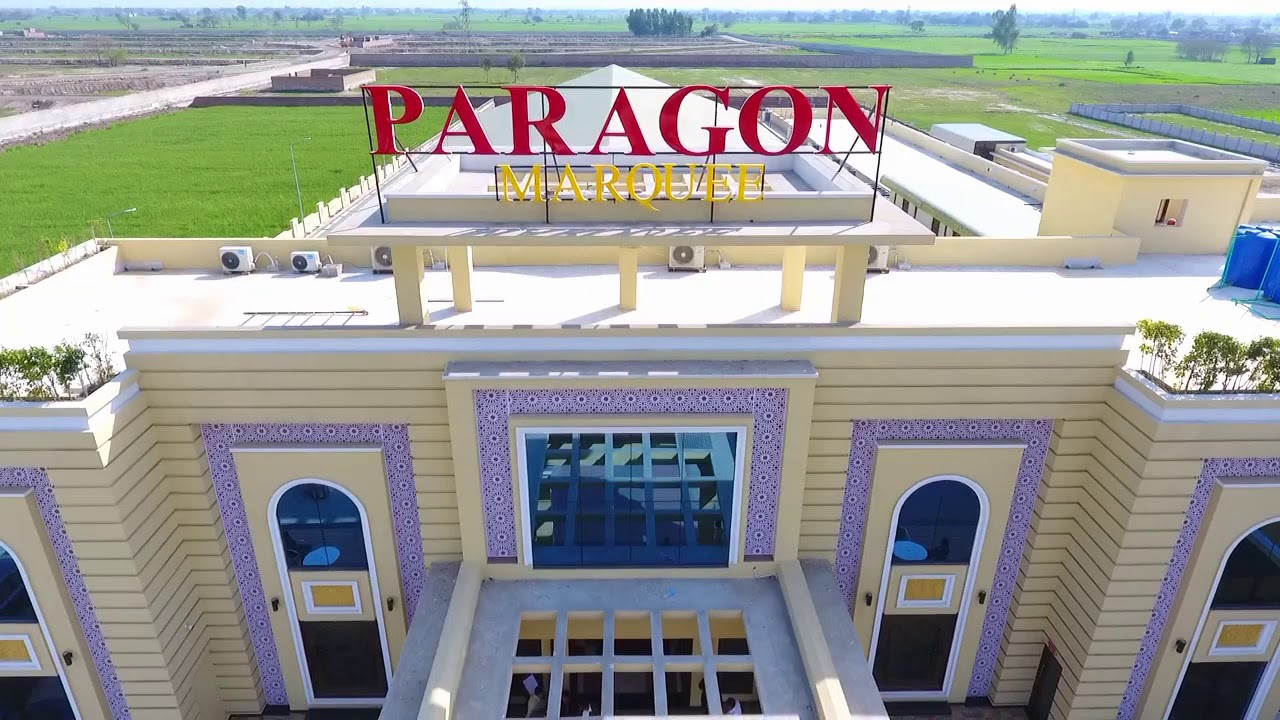 Paragon Marquee