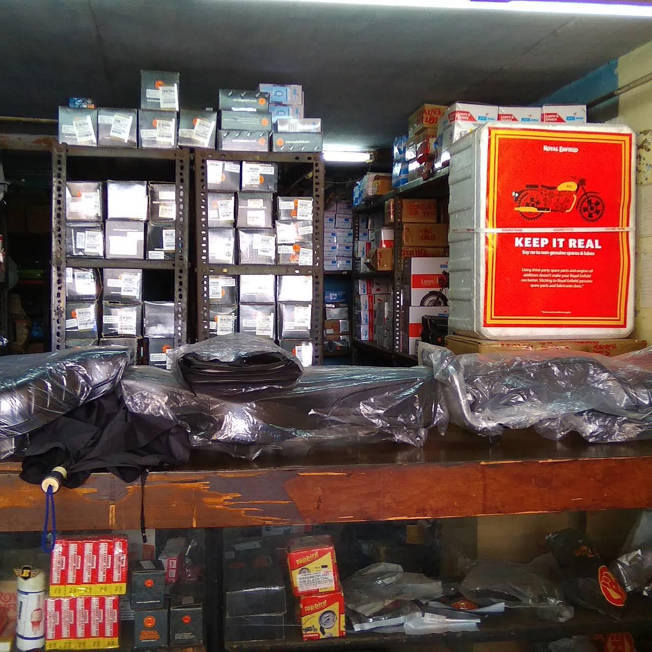 Kottayam Motor Parts & Accessories - Royal Enfield spare