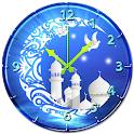Ramadan Moon Clock icon