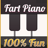 Fart Sounds Piano 📣