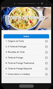 Torta de Frango - náhled