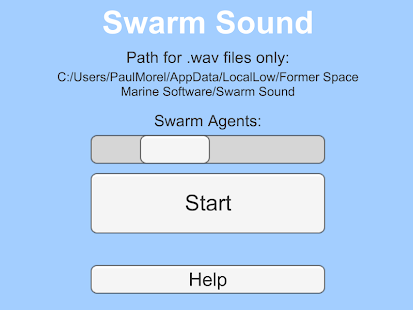 Swarm Sound- screenshot thumbnail