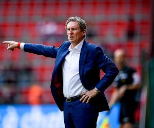 """Dury wil eventueel in BeneLeague aanhaken en beseft waarde recente reeks: """"De nummer 2 na Club, ongelofelijk"""""""
