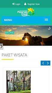 Pasuruan Travel- screenshot thumbnail