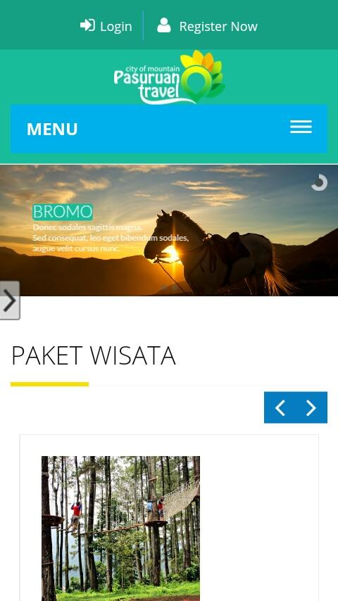 Pasuruan Travel- screenshot