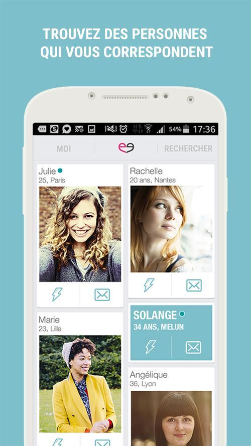 Meetic - La Rencontre- screenshot