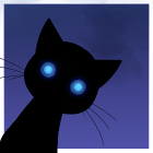 Stalker Cat Live Wallpaper icon