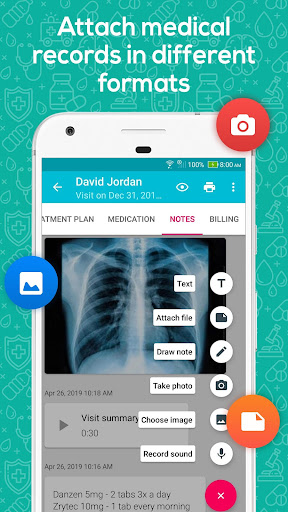 Doctor At Work (Plus) - Patient Medical Records 1.37.0 screenshots 6