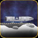 Lunar Rescue Mission: Spaceflight Simulator icon