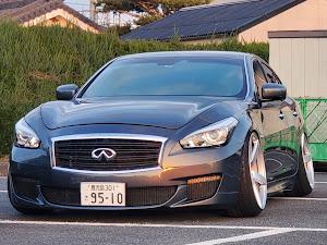 フーガ 51  DBA-Y51 VQ25のカスタム事例画像 Y51フーガ☆shinobuさんの2021年02月14日12:09の投稿