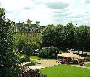 Kyriad Caen Centre
