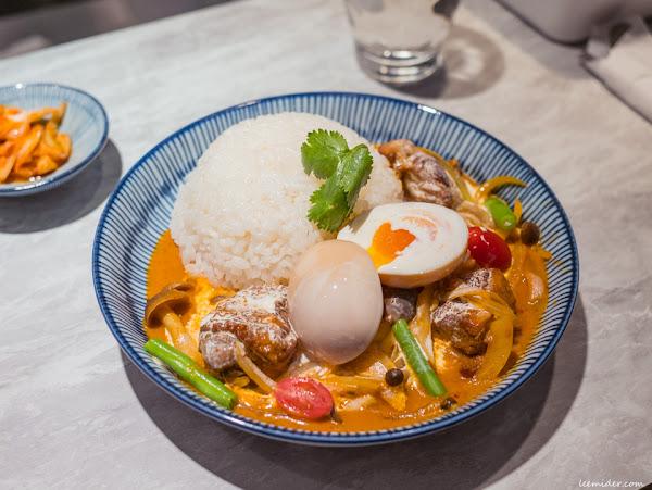 台北咖哩飯新開幕-C Major Curry Bar,雙城街晴光市場/圓山站花博美食