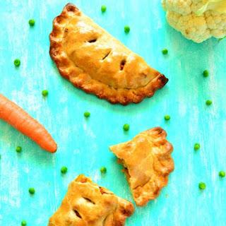 Savoury Veggie Hand Pies.
