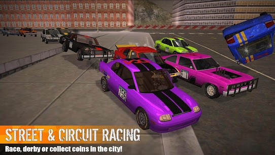 Demolition Derby 3 Mod 1.0.0.83 Apk [Unlimited Money] 3