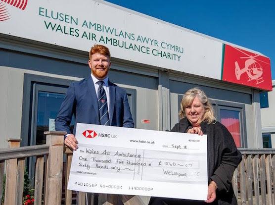 'Rucks' of cash raised