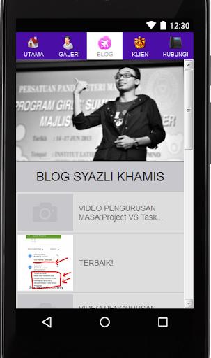 Syazli Khamis 玩商業App免費 玩APPs