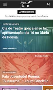 Diário da Poesia - náhled