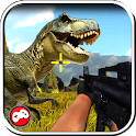 Dino Hunting Sniper Shooter icon