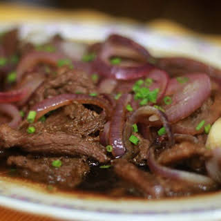 Filipino Main Course Beef Recipes.