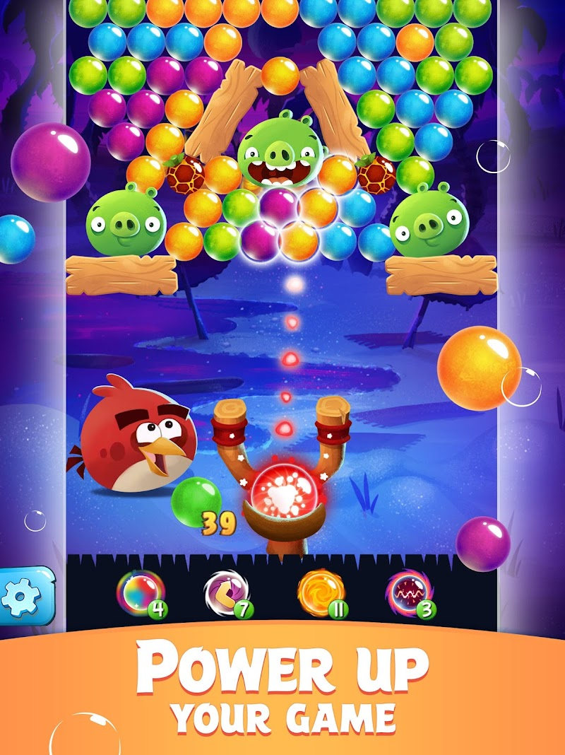 Angry Birds POP Bubble Shooter Screenshot 6