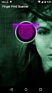 Hacker TouchScan AppLock Fake Apk Download For Android 1