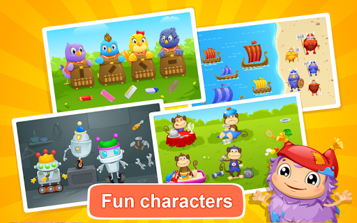 Kids Learn to Sort Lite android2mod screenshots 8