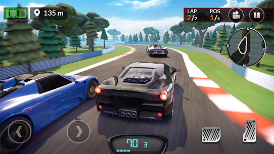Drive for Speed: Simulator V1.19.6 Apk + Mod (Money) for Android FREE 3