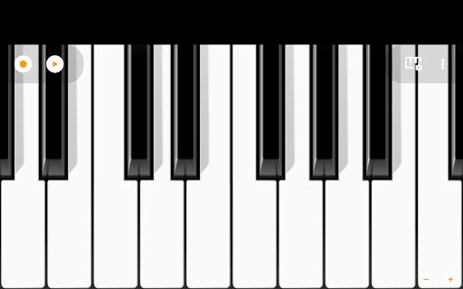 Mini Piano Lite 4.5.5 screenshots 24