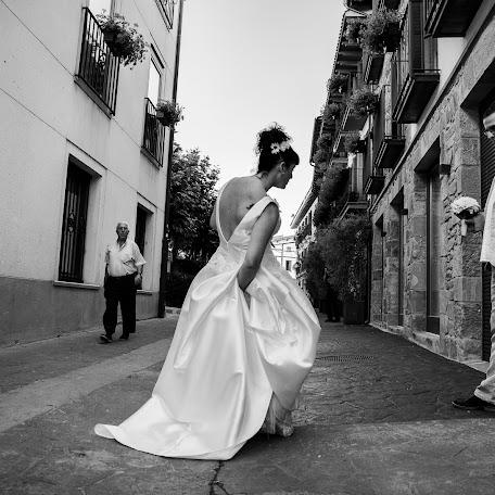 Wedding photographer Alfonso Gangutia (gangutia). Photo of 22.08.2017