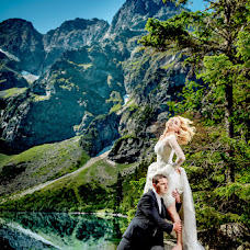 Wedding photographer Marek Bodzioch (bodzioch). Photo of 18.01.2014