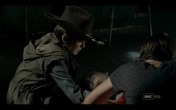 |The Walking Dead | 3*04 | Killer Within |
