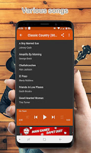 Best Country Songs Ever for PC-Windows 7,8,10 and Mac apk screenshot 3