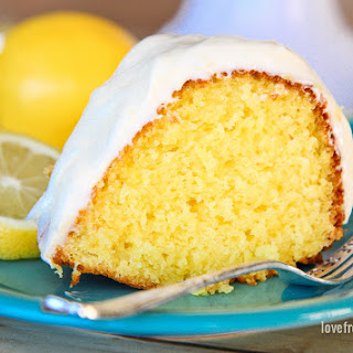 Lemon Bundt Cake With Icing Recipes