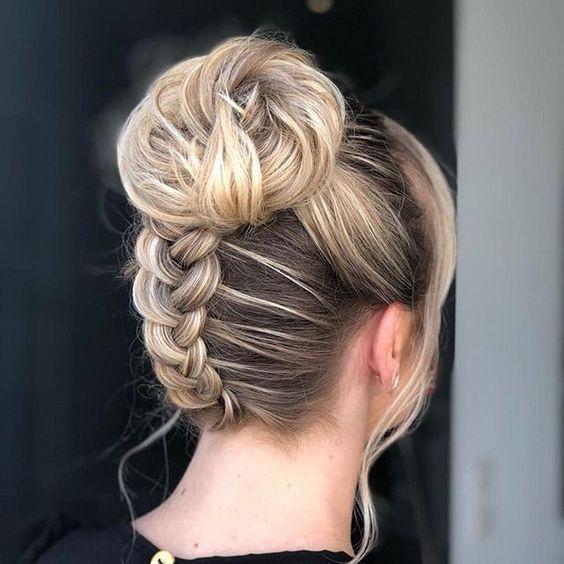 hairstyles-for-long-hair-reversebun