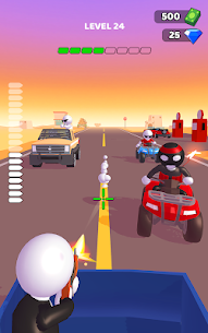 Rage Road MOD APK 8