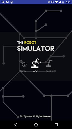 3D ROBOT (ARM, DELTA, SCARA)  screenshots 1