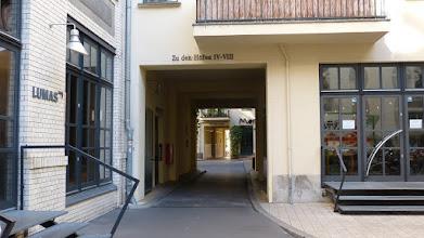 Photo: Hof II der Hackeschen Höfe