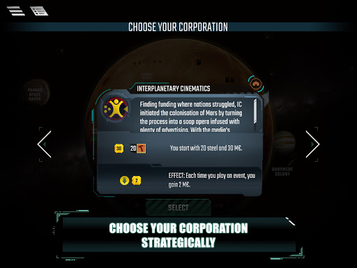 Terraforming Mars screenshot 8