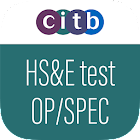 CITB op/spec HS&E test 2018 icon
