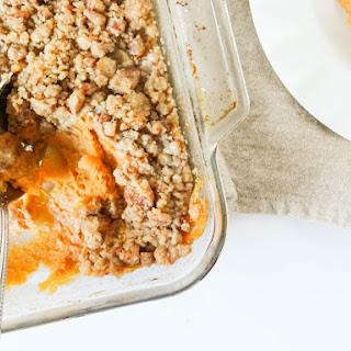 Sweet Potato Casserole Madeover.