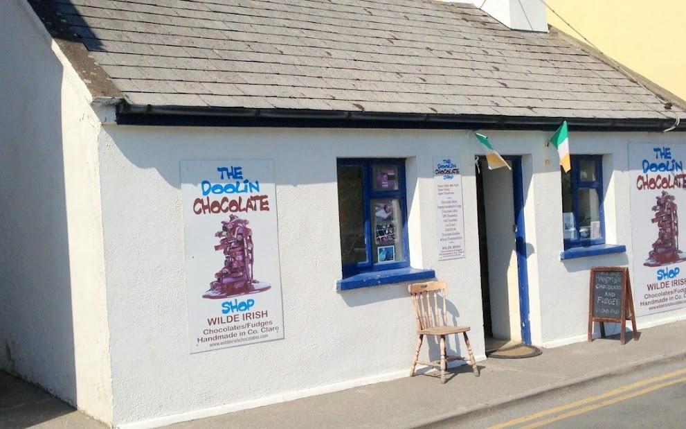 doolin chocolate shop