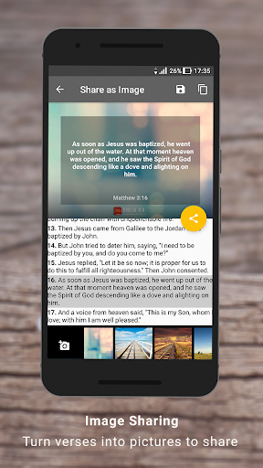Bible Offline screenshot 7