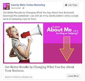 Facebook Ad Examples from Leadpages