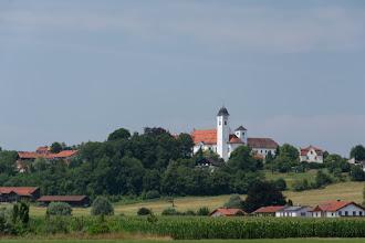 Photo: Dawny klasztor benedyktynów.