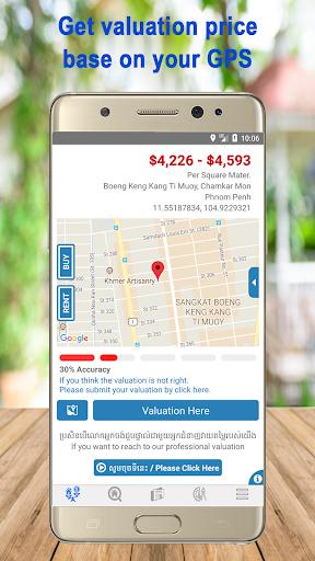 Khmer Home Cambodia Real Estate Valuation 1.8.4.3 screenshots 2