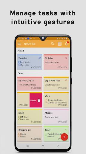 Super Notes Plus screenshot 8